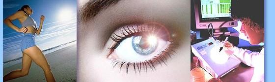 Healthy eye, i & me